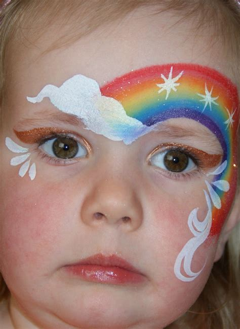 Post-party face paint | Phyllis Buchanan | Flickr
