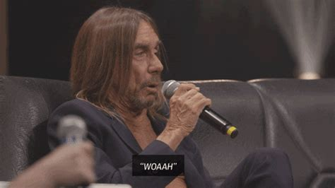 Iggy Pop What GIF by Red Bull - Find & Share on GIPHY