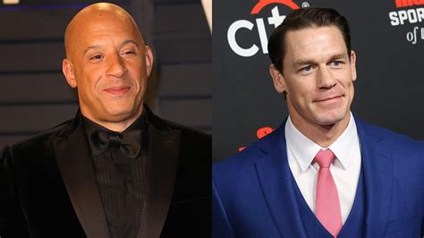 Vin Diesel announces John Cena is joining 'Fast and