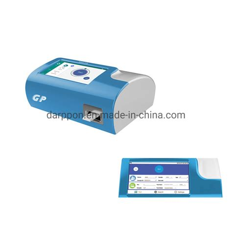 China Medical Clinic Analytic Poct Instruments for Pct