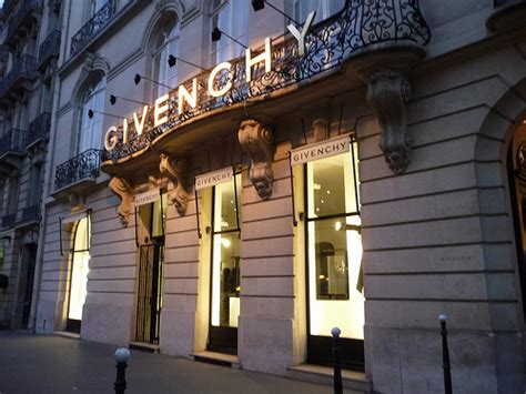 Givenchy - Paris Givenchy is an international luxury brand