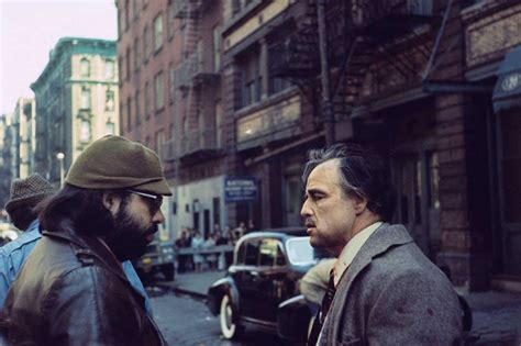 Francis Ford Coppola Publishing 'The Godfather' Notebook