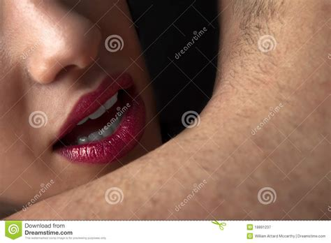 Love Bite Royalty Free Stock Photography - Image: 18891237