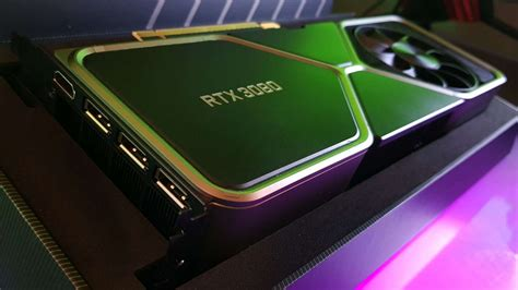Nvidia's RTX 3080 is in the test rig right now but I can't