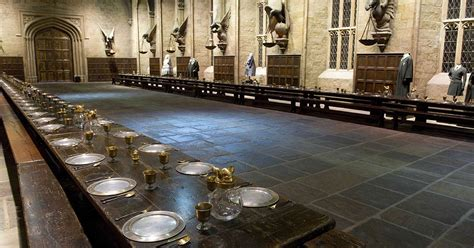 Harry Potter fans despair as Hogwarts' Great Hall catches