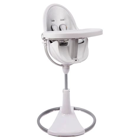 Bloom Fresco Chrome Toddler & Baby Safety High Chair