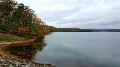 Marsh Creek State Park Is The Best Lake For Fall Hiking In