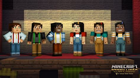 Minecraft: Story Mode - Episode 2: Assembly Required (PS4
