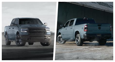 Latest Ram 1500 'Built to Serve Edition' Pays Tribute To