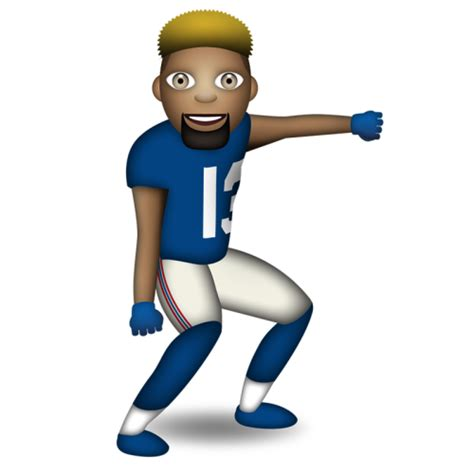 An NFL Emoji Keyboard Is Now Here, And It's Awesome