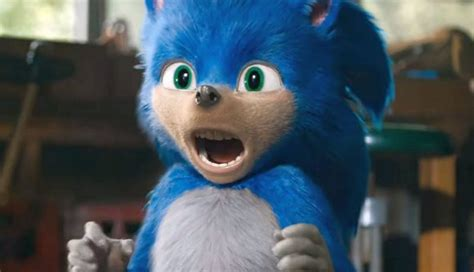 The live action Sonic movie trailer reveals Jim Carrey as