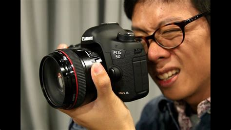 Canon 5D Mark III Hands-on First Impression - YouTube