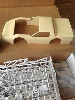 Resin Works Limited Edition Late Model Dirt Track