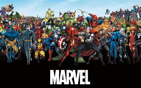 New Marvel poster lineup shows no love for X-Men and