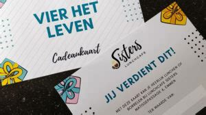 Over ons - Lunchcafe Sisters