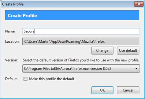 How To Run Firefox Stable, Beta, Aurora And Nightly