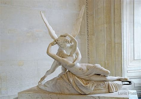"""""""Psyche Revived by Cupid's Kiss"""" by Lanis Rossi 