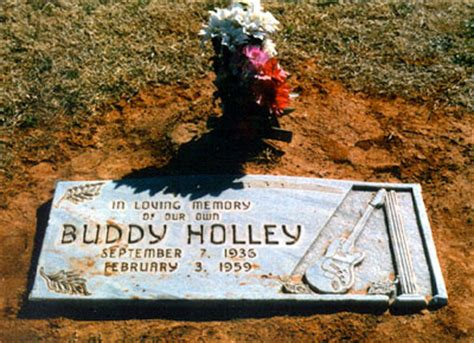 Williams Gate: Buddy Holly Gravesite and Memorial